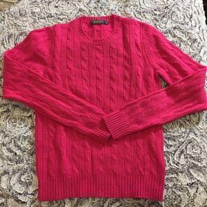 Brooks Brothers 100% cashmere